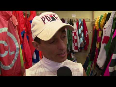John Velazquez discusses his win in the Kentucky Derby