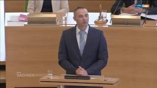 AfD sorgt für Eklat im Landtag von Sachsen