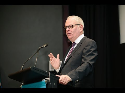 Paterson Oration 2018: Peter Hughes on a 'spirit of service' in the public sector