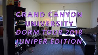 GCU Dorm Tour (Juniper Edition)