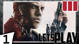 Mafia 3 Let's Play   Ep.1 Start Game   PS4 Gameplay 1080p