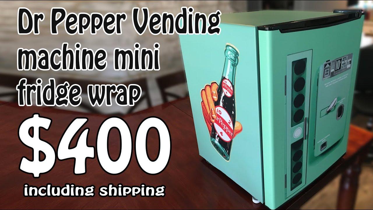 dr pepper machine