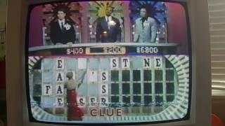 Worst Celebrity sport wheel of fortune fail pt 1