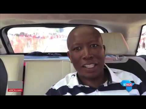 Julius Malema's weight loss secrets