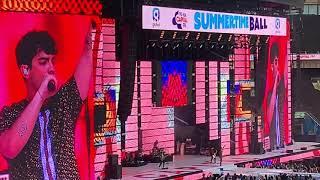Jonas Brothers - Sucker - Capital Summertime Ball 2019