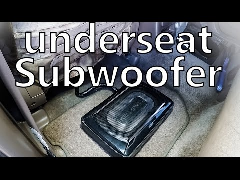 underseat-subwoofer-kenwood-ksc-sw11-(review-and-sound-test)