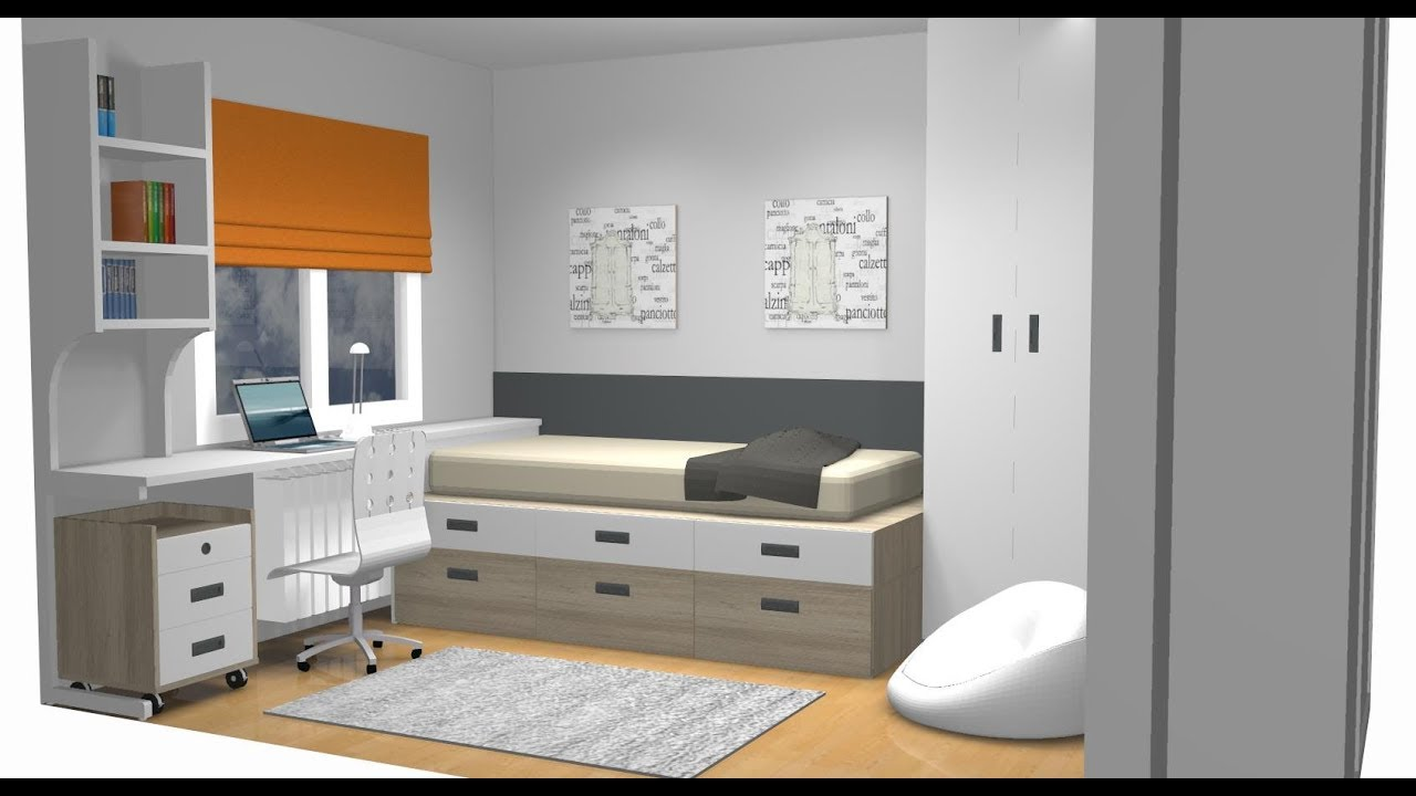 Montaje cama tatami con dobles cajones youtube - Habitacion tatami ...