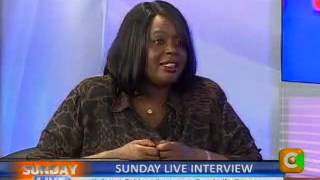 Sunday Live Interview: CS, Raychelle Omamo On Security Part 2