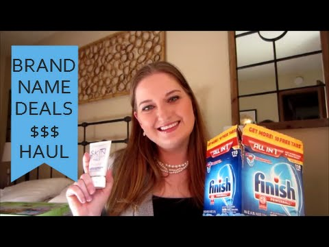 Brand Name Deals Haul + Coupon CODE!!!