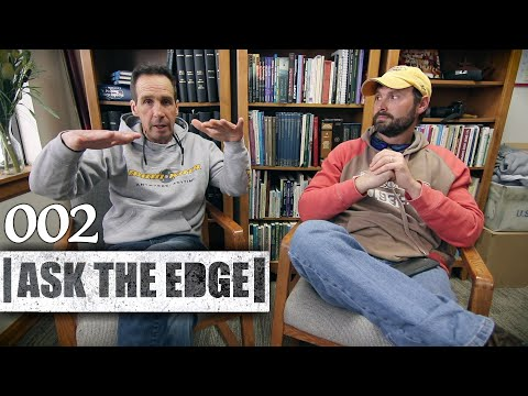 Perch & Smallies (Ice), Climate Change, Two Lines In MN? – #AskTheEdge 002