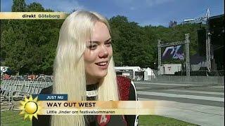 Way Out West drar igång - Little Jinder: