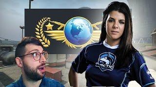 Aidy Garcia: ¿Como llegar a Global Elite? Counter Strike: Global Offensive - Entrevista