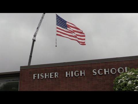 Fisher High School Class Of 2020 Graduation!  #BunnieNation