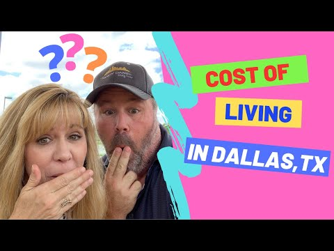 How Much Does It Cost To Live In Dallas? Moving To Dallas Texas