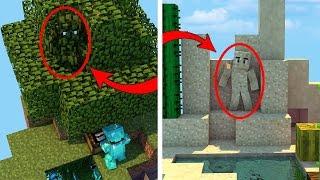 ¡INCREÍBLE! SKIN INVISIBLE MOD MINECRAFT (Minecraft mods)