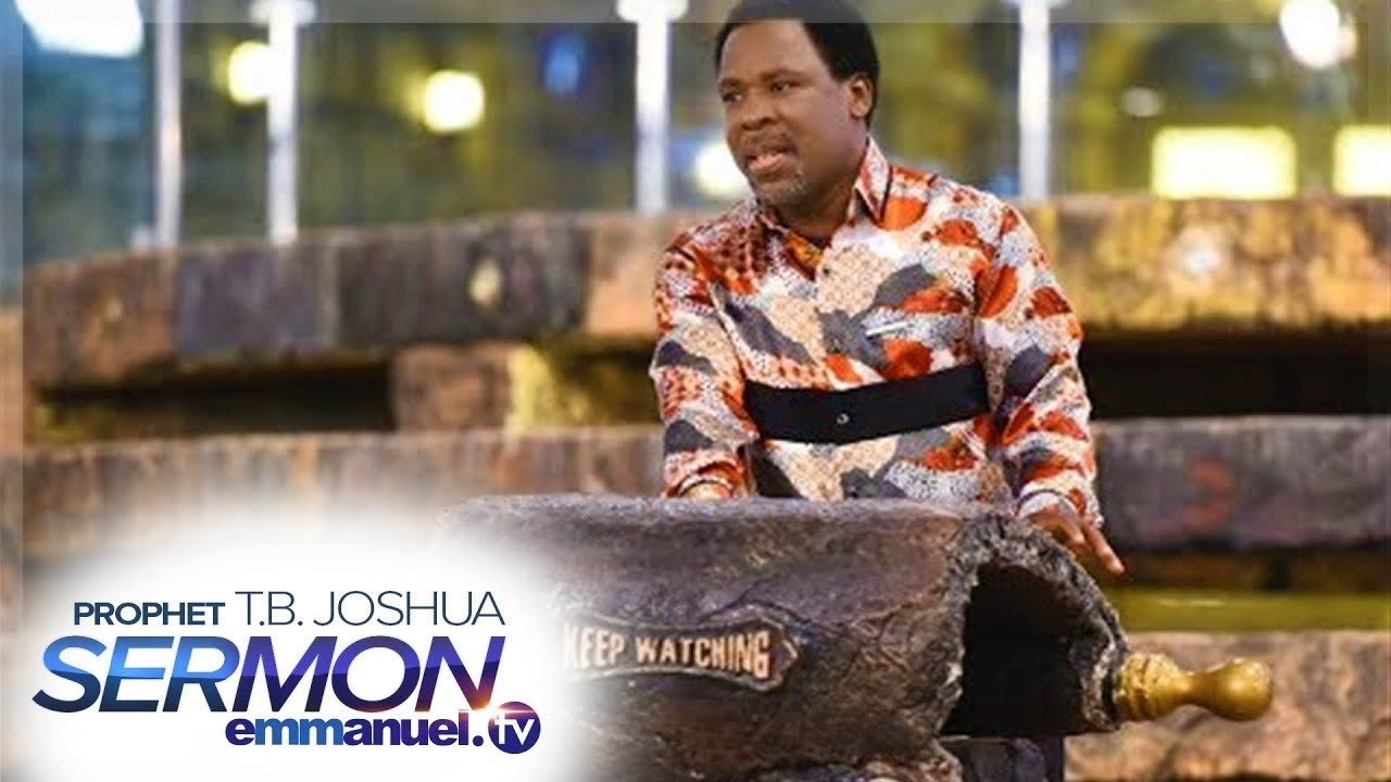 Download Be an Imitator of God By TB Joshua