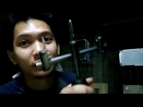Adjustable hole saw o circle cutter (tagalog)
