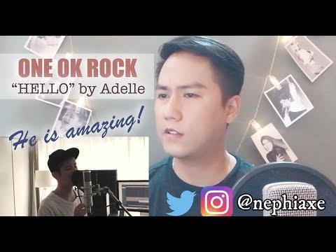 ONE OK ROCK - HELLO (Adelle) | REACTION
