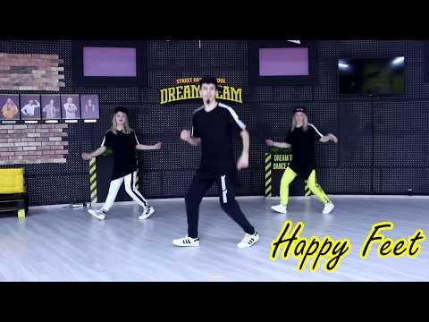 Хип-хоп танцы – школа Dream Team \