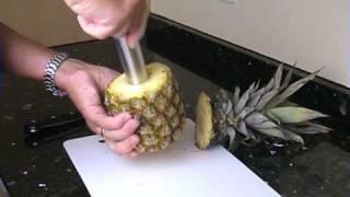 pineapple peeler slicer