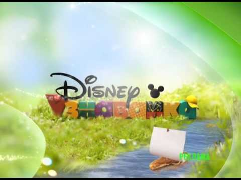 Disney Channel Russia - Adv. idents (Spring 2017)