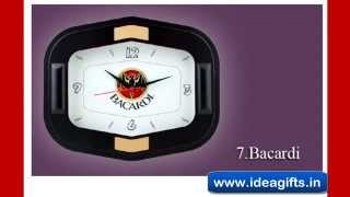 Wooden Wall Clocks - Designer Wall Clocks For Home Decor In Wholesale By Idea Gifts.