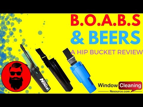 B.O.A.B.S & BEERS A HIP BUCKET REVIEW