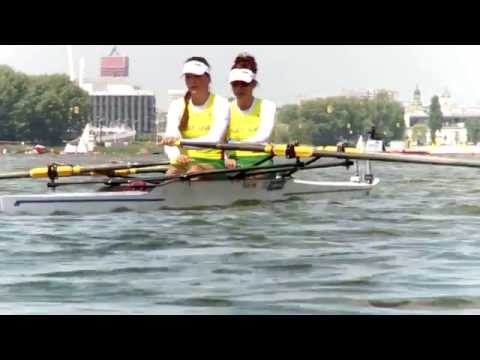 How do rowers find the perfect stroke? They stop thinking …