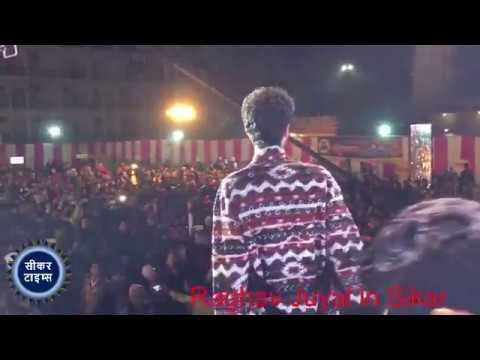 Raghav Juyal in Sikar Entry (Part I)