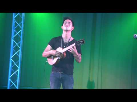 "Jake Shimabukuro Live in Thailand 2013 ""Missing three""[HD720P]"