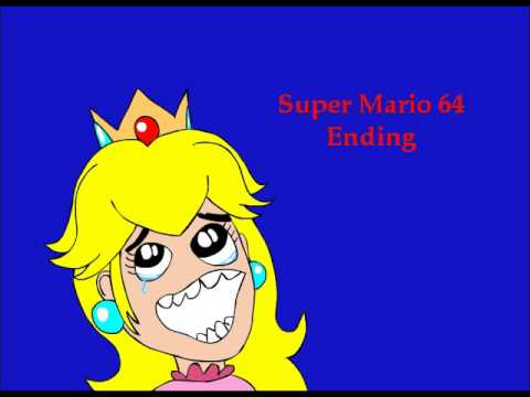 Super Mario 64 - Ending Metal Cover