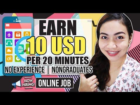 EARN $10 Per 20 MINUTES | MOBILE APP & WEBSITE TESTER | Online Job