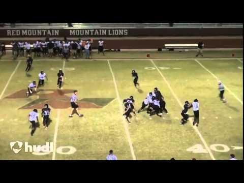 Brandon Boyce High School Freshman Defensive Tackle Highlights