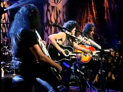 KISS 2000 Man MTV Unplugged