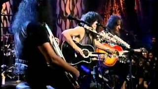 KISS 2000 Man MTV Unplugged