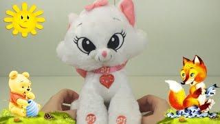 Сказка для малышей. Интерактивная мягкая игрушка-Кошка. Toy cat