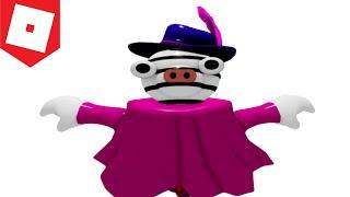 Толстая Зизи - новый скин свинка пигги + значок в онлайн игре Лучшая ролевая игра Пиги в роблокс