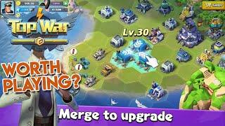 Top War Battle Game First Impressions [Android Gameplay Walkthrough] screenshot 1