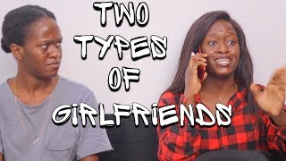 Download Maraji Comedy - Two Types Of Girlfriends (Maraji)