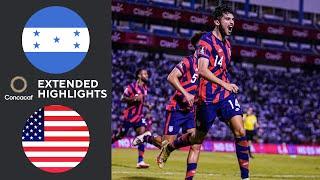 Honduras vs. USA: Extended Highlights   CONCACAF WCQ   CBS Sports Golazo