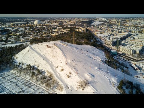 Hammarbybacken ski slope