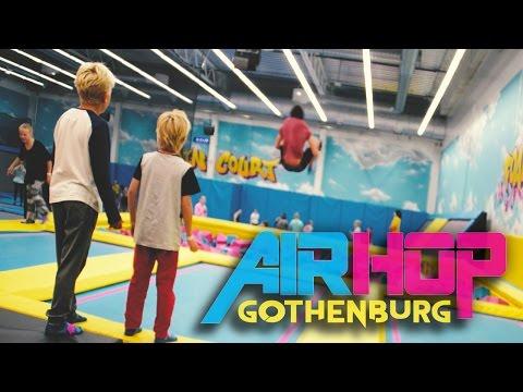 Airhop Gothenburg -Trampoline Park