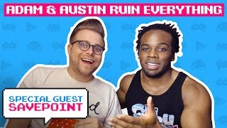 ADAM CONOVER & AUSTIN CREED RUIN EVERYTHING! (Maybe.) - Special Guest Savepoint