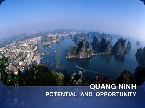 Welcome to Quang Ninh province !