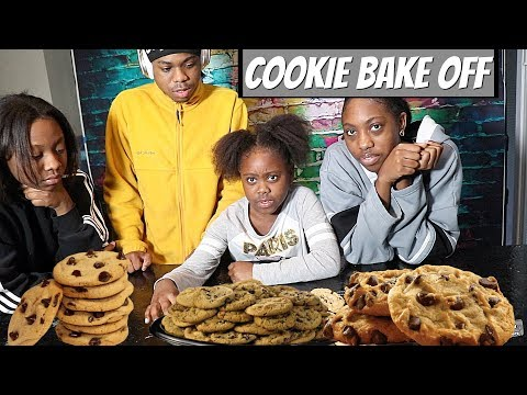 Chocolate Chip Cookie Bake Off | Husband vs. Wife