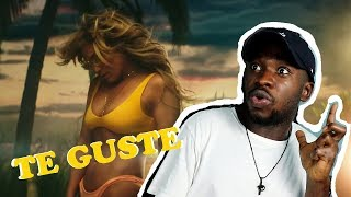 Jennifer Lopez & Bad Bunny - Te Guste (Official Music Video)When you listen to Te Guste   REACTION