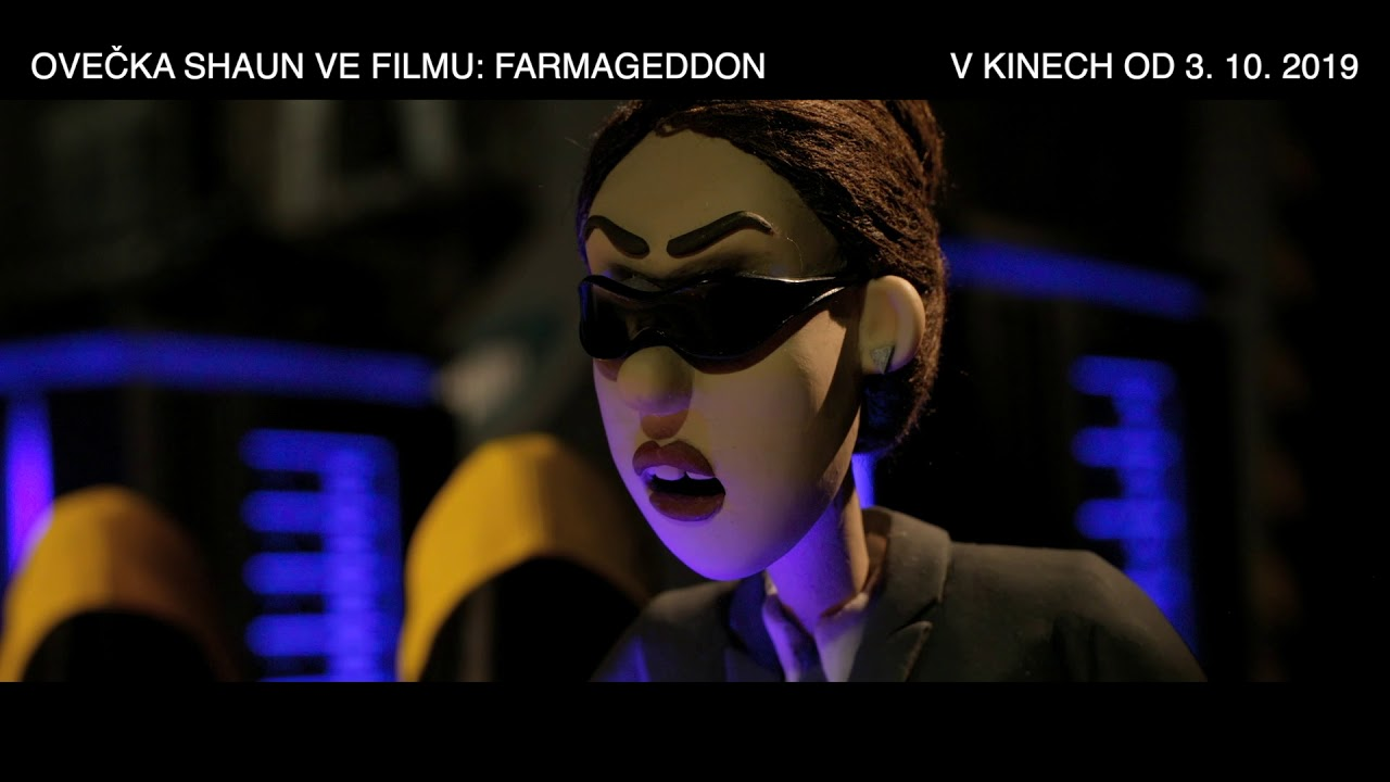 Ovečka Shaun ve filmu: FARMAGEDDON - Videoklip 2