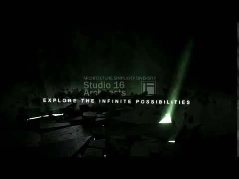 Studio 16 Architects : Promotion