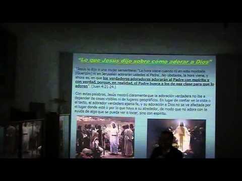 Espiritismo, Ley de adoracion, creencia innata de Dios, Hugo Valetti , Lic. en Psicologia