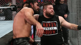 WWE Marquee Matches: Kevin Owens and Seth Rollins battle inside The Devil's Playground